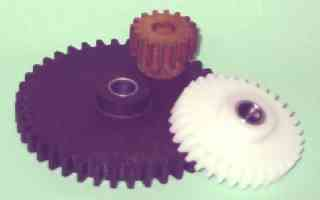Speed Switch Drive Gears